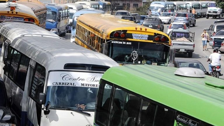Secuestran un bus en Tegucigalpa: qué se sabe y cómo ocurrió