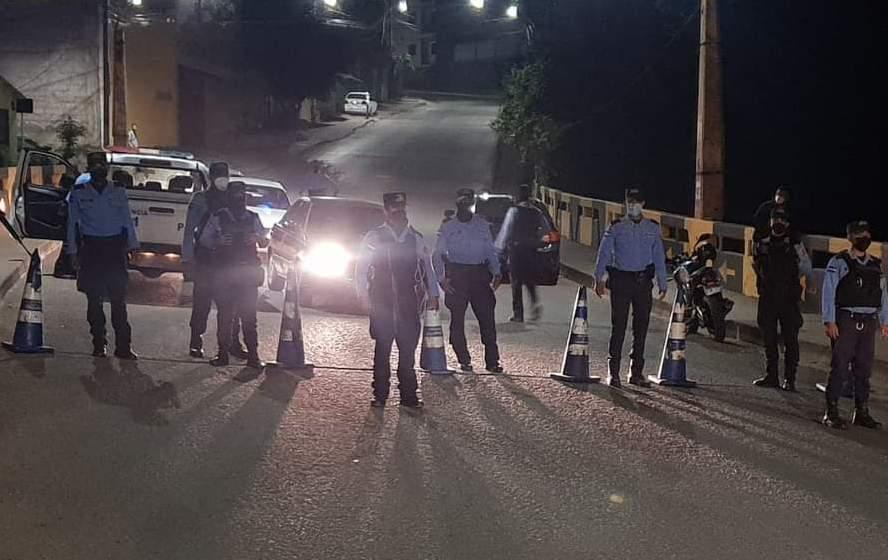 La Policía Nacional continuará con los operativos nocturnos.