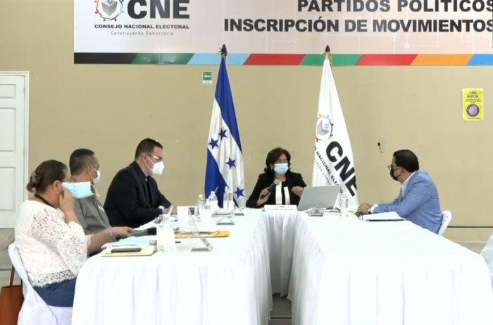CNE presenta los avances del proceso electoral ante el G-16