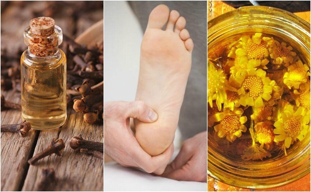 consejos para aliviar dolor pies