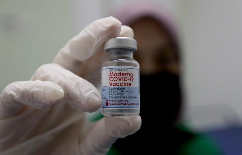 Haití dona vacunas a Honduras