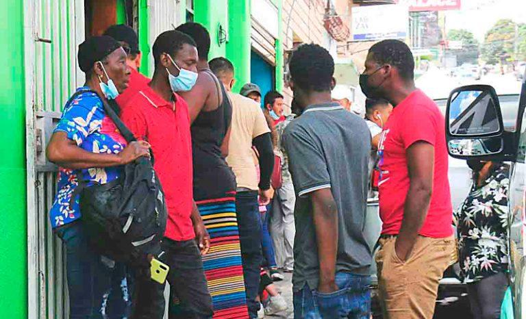 Comayagüela abarrotada de haitianos y dominicanos ¿qué sucede?