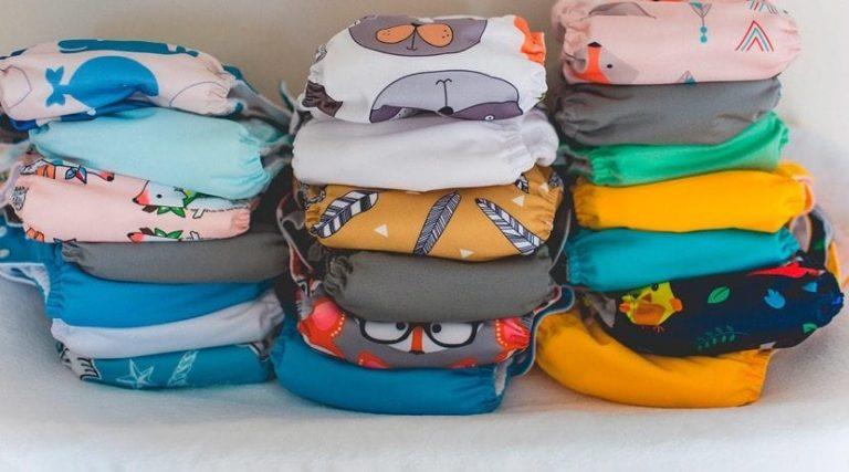 Pañales reciclables: qué beneficios dan a los bebés y las madres